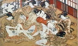 Pornography or erotic art? Japanese museum aims to confront shunga taboo | estampes  japonaises | Scoop.it
