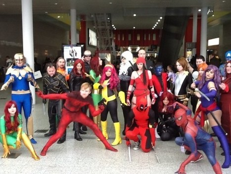 London Super Cosplay From London Super Comic Con | Cosplay News | Scoop.it