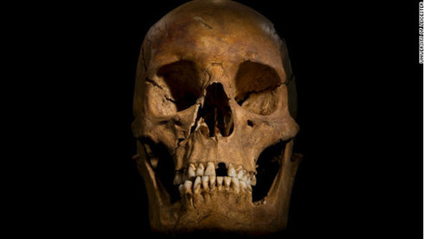 Body found under parking lot is King Richard III, scientists prove | License to Read | Scoop.it