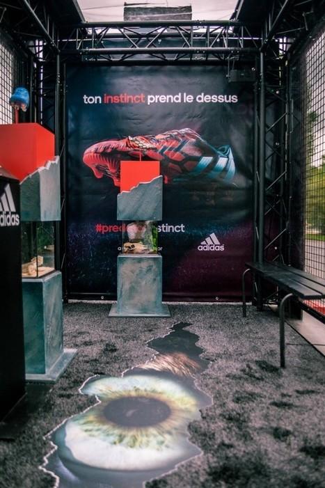 Adidas dévoile votre instinct Predator | streetmarketing | Scoop.it