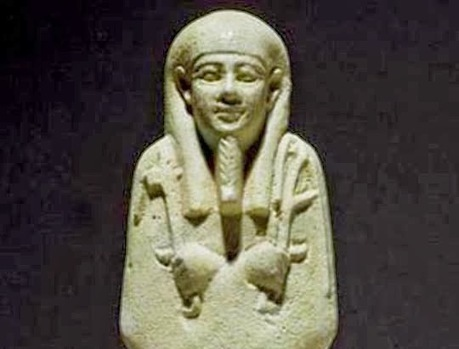 26th Dynasty ushabti figure returning to Egypt | The Archaeology News Network | Afrique | Scoop.it