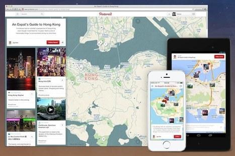 Pinterest améliore l'association d'un lieu à une photoDescary.com | Pinterest | Scoop.it