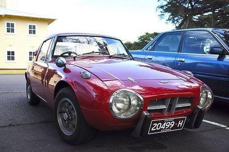Rareté : la Toyota Sports 800 - | Voitures anciennes - Classic cars - Concept cars | Scoop.it
