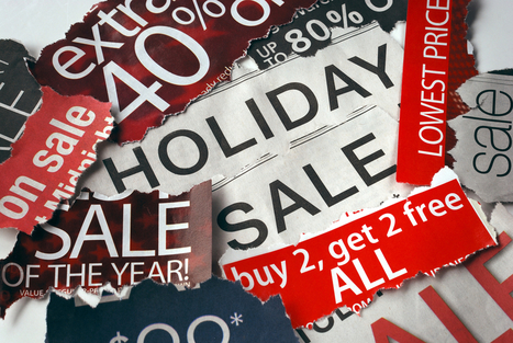 Crafting a Good Promotion for Holiday Sales | Smartpress.com | Branding & Marketing for Businesses | Scoop.it