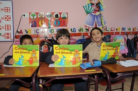 English: A Must for the Future of Chile | Profesorbaker's Blog: A Bit of ... | Chilean Spanish | Scoop.it