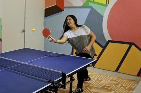 硅谷乒乓球桌卖得不好 有人说这是科技公司要完 | USF in the News | Scoop.it