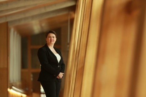 Ruth Davidson: We made friends with Labour in the referendum | My Scotland | Scoop.it