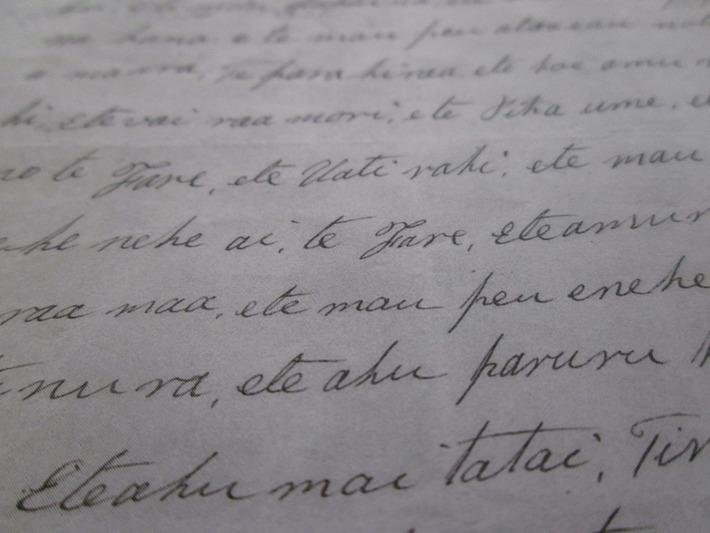 La SEO acquiert une lettre datée en 1847 de la reine Pomare IV au gouverneur Bruat | Tahiti Infos | Kiosque du monde : Océanie | Scoop.it