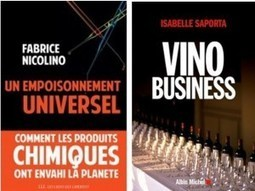 [Livre]  A lire, A voir : des litres de vin, des tonnes de chimie, le tout saupoudré de perturbateurs endocriniens | Toxique, soyons vigilant ! | Scoop.it