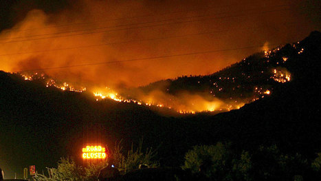How climate change affected the Arizona wildfire | CBC News (Radio-Canada) | CALS in the News | Scoop.it