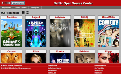 Netflix dives into AWS usage monitoring with Ice | shared hosting | Scoop.it