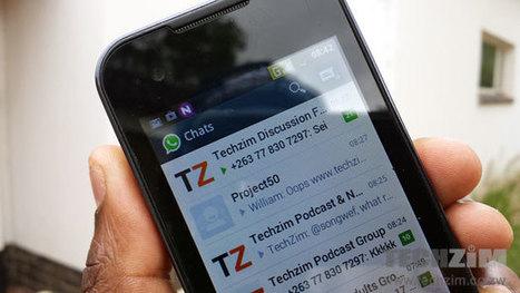 Cómo los médicos usan WhatsApp para Telemedicina en Zimbabwe | eSalud Social Media | Scoop.it