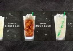 Starbucks tests new line of handcrafted sodas-ATL 1 of 2 test markets | Kickin' Kickers | Scoop.it