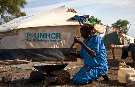 Refugees deserve clean energy too - Thomson Reuters Foundation | Clean Energy Technology | Scoop.it