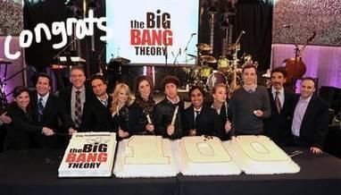 The Big Bang Theory Celebrates 100 Episodes!! - PerezHilton.com | Bazzinga | Scoop.it