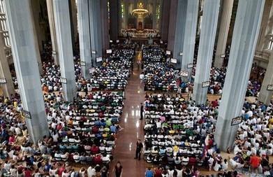 La Sagrada Família oficiará una misa solo para turistas | Barcelona - the perfect place for conventions, incentives and events | Scoop.it