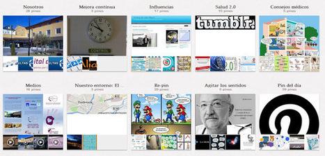 Las ventajas de Pinterest para los hospitales españoles: ¿Un termómetro para medir temas que interesan a pacientes? | Formación, Aprendizaje, Redes Sociales y Gestión del Conocimiento en Ciencias de la Salud 2.0 | Scoop.it