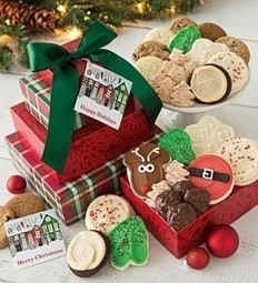 Warm Up Your Holidays with a Chocolate or Cookie Gift Basket Giveaway {2 Winners} | 2beans.com | Scoop.it
