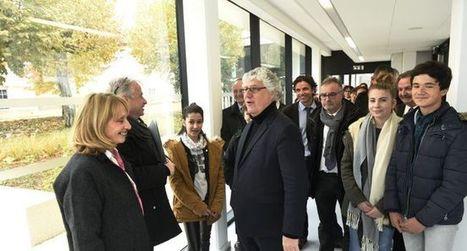 7 millions d'euros pour un collège flambant neuf | Le Collège dans la presse | Scoop.it