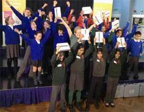 Primary schools celebrate 'Barnet Run' success | Disruptive Nostalgia in Education UK | Scoop.it