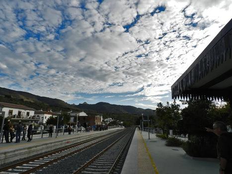 Estación de Benaoján - Jimera de Líbar | SENDERISMO EN MALAGA y otros lugares de Andalucia | Scoop.it