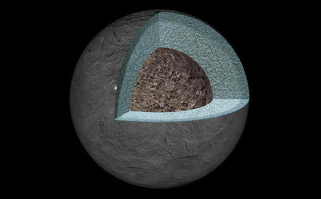 What's Inside Ceres? New Research Suggests That Ceres Has a Weak Interior | Geology | Scoop.it