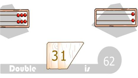 Dobros com Ábaco   Matemática n@ Escola   Scoop.it