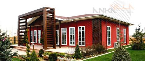 Anka Villa - Prefabrik Ev Ankara - Çelik Evler - 0312 257 00 82   anka villa   Scoop.it