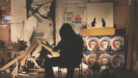 Geographic Profiling Has Revealed Banksy's True Identity | Geography Education | Scoop.it