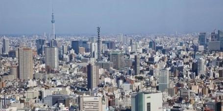JAPON: Séisme de magnitude 6,2 à Tokyo | Histoire de la Fin de la Croissance | Scoop.it