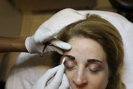 Bulkier eyebrows in demand - Columbus Dispatch | Hairstyles & Colour | Scoop.it