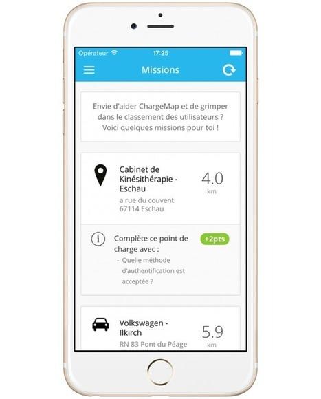 Mondial de l'auto : ChargeMap lance sa nouvelle application mobile - Automobile Propre | e-biz | Scoop.it