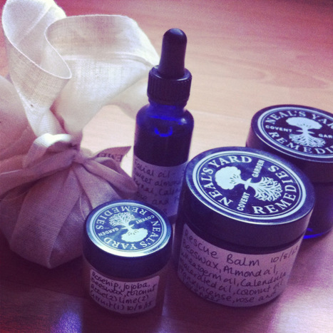 Neal's Yard Remedies - Recipes for Natural Beauty course | Organic Skincare and Cosmetics | Scoop.it