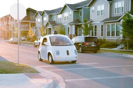 Google and Ford to build self-driving car company, report claims | Internet of Things - Company and Research Focus | Scoop.it