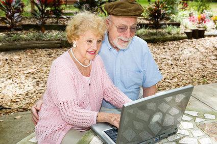La informática también llega a las personas de la tercera edad   Personas en la tercera edad, envejecimiento y sociedad   Scoop.it