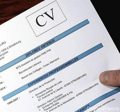 Les 6 informations clés à mettre en valeur sur votre CV - Jobweb | Conseils RH | Scoop.it