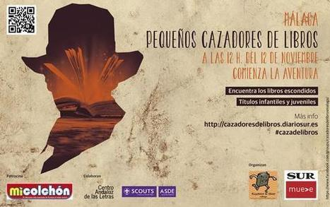 Más de 200 scouts de Málaga acuden a la llamada de Pequeños Cazadores de Libros   Escultismo para el Siglo XXI   Scoop.it