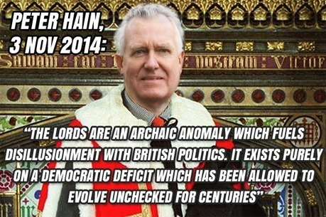 Hain Gravy Train Hypocrisy | Culture, Humour, the Brave, the Foolhardy and the Damned | Scoop.it