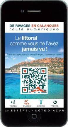 Une route numérique pour valoriser un sentier du littoral et des activités maritimes durables ~ Europe en France, le portail des Fonds européens | de rivages en calanques | Scoop.it