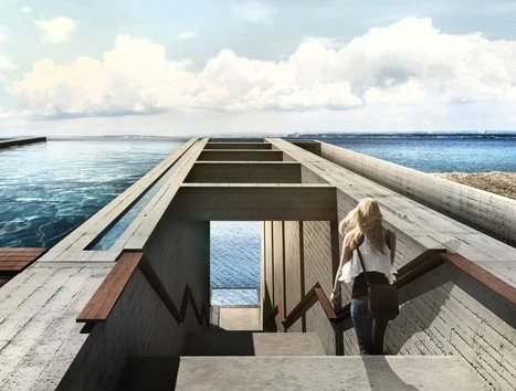 After going viral, this unbelievable cliffside home is becoming a reality | Societal Resilience, Mobility, Living, Logistics, Infrastructure | Scoop.it