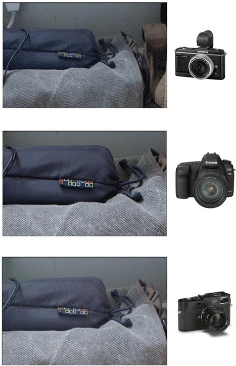 Interesting test: Olympus EP2 vs Canon 5D Mk II vs Leica M9-P high ISO noise comparison | Photography Gear News | Scoop.it