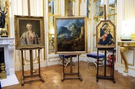 Les musées français tardent à restituer les biens juifs spoliés par les nazis | Musées, art & médiation culturelle | Scoop.it