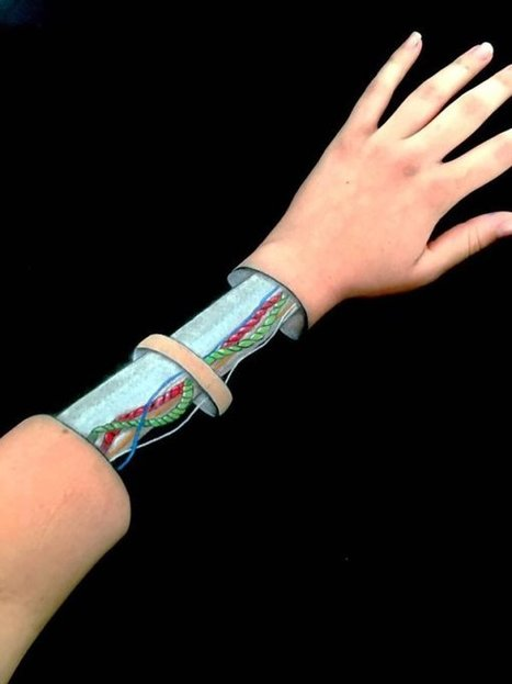 Artist makes most spectacular illusions out of her forearm (22 Photos) | The brain and illusions | Scoop.it
