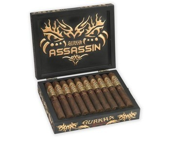 Gurkha Assassin Robusto Review | Long Island Examiner Cigar Reviews and Info. | Scoop.it