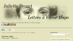 Les lettres de Juliette Drouet à Victor Hugo disponibles sur Internet | La revue de presse de Normandie-actu | Scoop.it