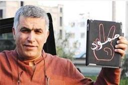 Nabeel Rajab's Wife reveals his harsh conditions in jail | Human Rights and the Will to be free | Scoop.it