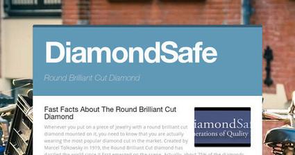 Fast Facts About The Round Brilliant Cut Diamond | Diamondsafe | Scoop.it