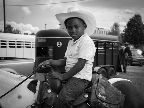 Forest McMullin - Black Cowboys (and girls) | LensCulture | Photojournalism & documentary photography Fotografia sociale e documentaria, fotogiornalismo | Scoop.it