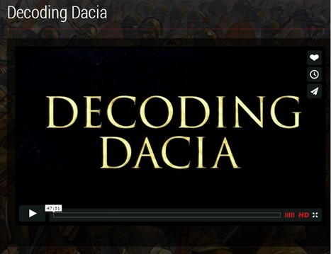 Decoding Dacia | It Comes Undone-Think About It | Scoop.it