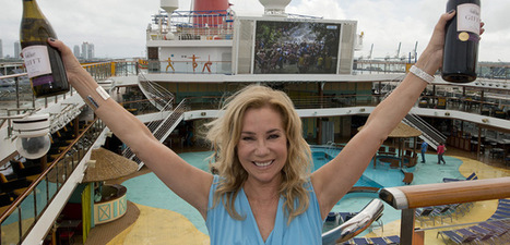 Kathy Lee Gifford Back on Carnival with GIFFT Wine, Cruise News and More | Cruise Travel | Scoop.it